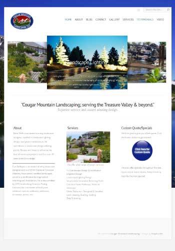 cougar mountain website image