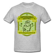 supergenius t-shirt